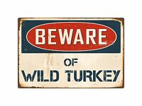"""VINTAGE ANTIQUE Style Metal Sign Jeep Wild Thing Red 14/"""""""