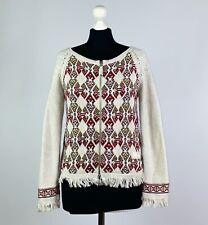 Odd Molly 900 Women's Sweater Jumper Cardigan Full Zip Size 1