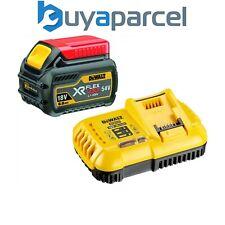 Dewalt DCB546 18v/54v XR Flexvolt 6.0ah Batería + Cargador rápido DCB118