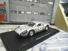 PORSCHE 904 Gt 2.0 904/4 24h Le Mans 1965 #62 Poirot Stommelen Spark 1:43