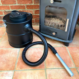 Valiant Maxi 20L Ash Vacuum Cleaner for Stoves, Fires and Barbecues (FIR270)
