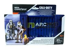 CALL OF DUTY Arctic Recon Armory FDY76 MEGA CONSTRUX 85 Pieces  *NEW - SEALED!