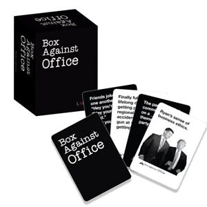 Cards Against The Office Card Game fun Office Game, au stocks, fast delivery