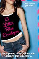 13 Little Blue Envelopes by Maureen Johnson, Good Used Book (Paperback) Fast & F