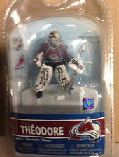 McFarlane 3 inch NHL Jose Theodore Colorado Avalanche