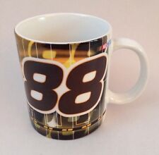 Dale Jarrett NASCAR 88 UPS Racing Team Coffee Cup Vintage Collectible