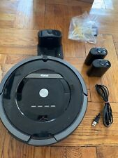 iRobot Roomba 880 Robotic Cleaner - Black, with 2 Virtual Walls, USED
