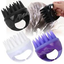 Hair Shampoo Scalp Brush Body Massage Brush Comb Conditioner Cleaning Comb MR