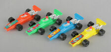 Vintage Hong Kong Plastic Matchbox Superfast 34a F1 Racing Car Copy x4 *Type B*