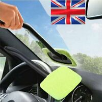Windshield Windscreen Wonder Wiper Car Glass Window Cleaner  Microfiber Pads UG