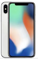 Apple Iphone X 256GB Silber Ohne Simlock NEU & Verschweisst & Rechnung