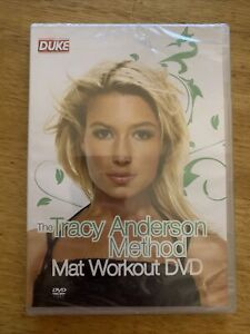 *New Sealed* Tracy Anderson Method, Mat Workout (DVD, 2013)