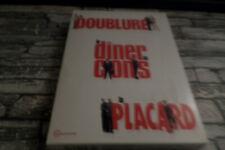 LA DOUBLURE + LE DINER DE CONS + LE PLACARD FRANCIS VEBER COFFRET 3 DVD 3 FILMS