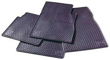 Mercedes-Benz OEM All Weather Floor Mats 1996 to 2002 E-Class Sedan RWD (W210)