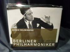 Berliner Philharmoniker - Sergiu Celibidache  -Im Takt Der Zeit CD5