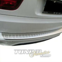 EDELSTAHL Ladekantenschutz Schutz für VW Polo V 6R