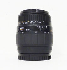 Sigma AF 28-80mm F3.5/5.6 Macro for Sony A Mount