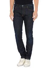 Jeans DANIELE ALESSANDRINI HOMME chiusura con cerniera logo in PROMO