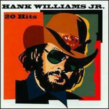 Hank Williams Jr - 20 Hits CD NEW