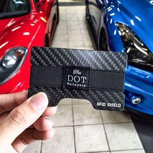 Carbon Fiber Minimalist Wallet/Card Holder