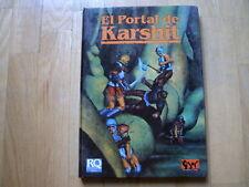 RUNEQUEST - El Portal de Karshit - juego de rol - JOC Ref 213- Precio en oferta