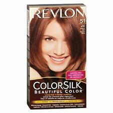 45% OFF! Auth Revlon Colorsilk Beautiful Color #51 Light Brown Made in USA US$9+
