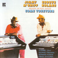 """Jimmy McGriff/Richard """"Groove"""" Holmes - Giants of the Organ Come Together (CD)"""