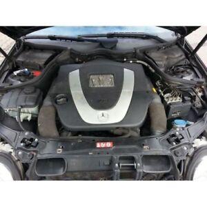 2006 Mercedes Benz W203 S203 C230 C 230 2,5 V6 Motor M 272.920 272920 204 PS