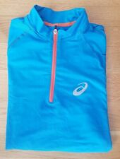 Asics Winter LS Longsleeve 1//2 Zip Top langarm Herren Shirt grau 2011A708020 WOW