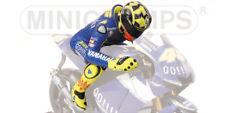 1:12 Minichamps Valentino Rossi Figure Figurine World Champion Moto GP 2005 NEW