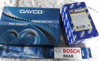 lot kit de distribution DAYCO - pompe a eau AUDI-SEAT-VW POLO-GOLF V-PASSAT VI