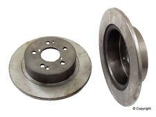 Disc Brake Rotor-Ikuta Rear WD EXPRESS 405 49005 646 fits 88-91 Subaru XT