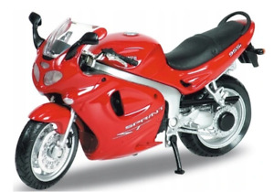 WELLY,Moto TRIUMPH Sprint ST 955 rouge,WELTR19660PW