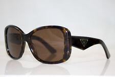 PRADA Immaculate Womens Designer Brown Sunglasses SPR 32P 2AU-6S1 11004