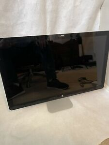"Apple 27"" Display Port Cinema Display Monitor   Very Good Condition"