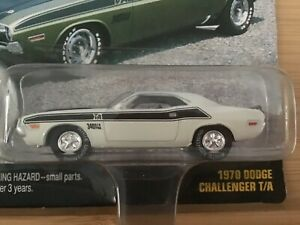Johnny Lightning White Lightning Muscle Cars USA 1970 Dodge Challenger T/A
