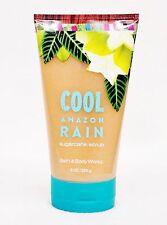 1 Bath & Body Works Cool Amazon Rain Sugarcane Scrub Wash 8 oz Spring Summer