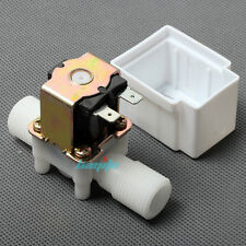 """DC 12V 1/2"""" New Electric Solenoid Valve For Water Air N/C Normally Closed"""