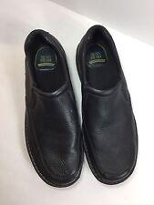 Men's 13M Nunn Bush Slip On Shoe Black Comfort Gel