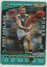 2012 AFL TEAMCOACH PORT ADELAIDE jackson trengove 3D BEST AND FAIREST BF12b CARD