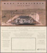 """USA 1997 Space/Mars """"Pathfinder""""/""""Sojourner"""" Rover/Transport 1v m/s (n43808)"""