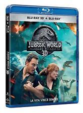 Blu Ray Jurassic World - Il Regno Distrutto (Blu-Ray 3D + Blu-Ray Disc) ...NUOVO
