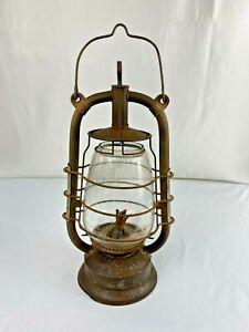 Feuerhand Petroleumlampe Nr. 305 Antik Laterne Lampe Petroleum Alt Vintage Deko
