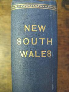 N.S.W.Its Present State & Future Prospects,1837,James Macarthur +336p Appendix