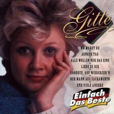 Gitte (Haenning) Einfach das Beste (14 tracks, 1964-74) [CD]