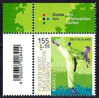 3544 postfrisch Ecke Eckrand links oben BRD Bund Deutschland Jahrgang 2020