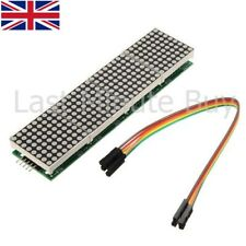 MAX7219 Dot Matrix Module 4-in-1 LED Display Module Geekcreit for Arduino - prod