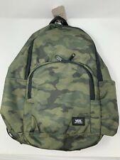 Vans Alumni Pack Camo Backpack  VN0A389UPW4