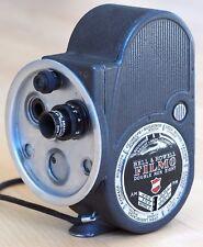 "B & H Filmo Double Run ""Aristocrat"" 8mm movie camera, Taylor Hobson Mytal lens"