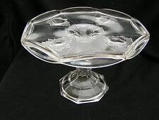 Baltimore Pear Cake Stand  Adams and Co EAPG